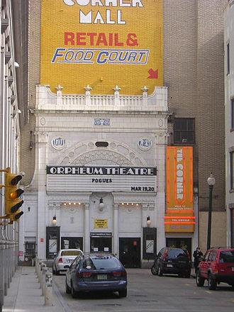 Orpheum Theatre (Boston) - Image: 2008 Orpheum Boston