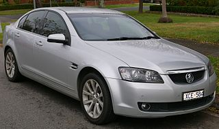 Holden Commodore (VE) Motor vehicle