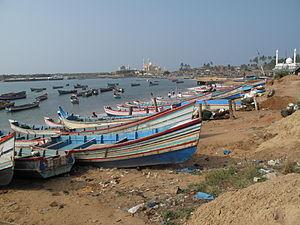 Vizhinjam - Vizhinjam Port