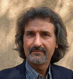 Taher Shekh Al Hokamaii Iranian artist and sculptor