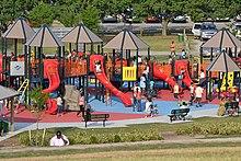Kids Coveedit Kids Cove Playground At Mount Trashmore Park