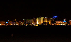 2012-10-27 Rimini by night