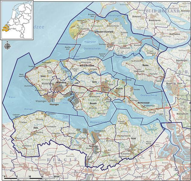 Province Zeeland - visitholland