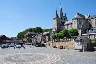 Amay Municipality in French Community, Belgium