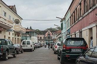 São Tomé - São Tomé City