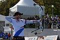 2013 FITA Archery World Cup - Women's individual compound - Semifinals - 10.jpg