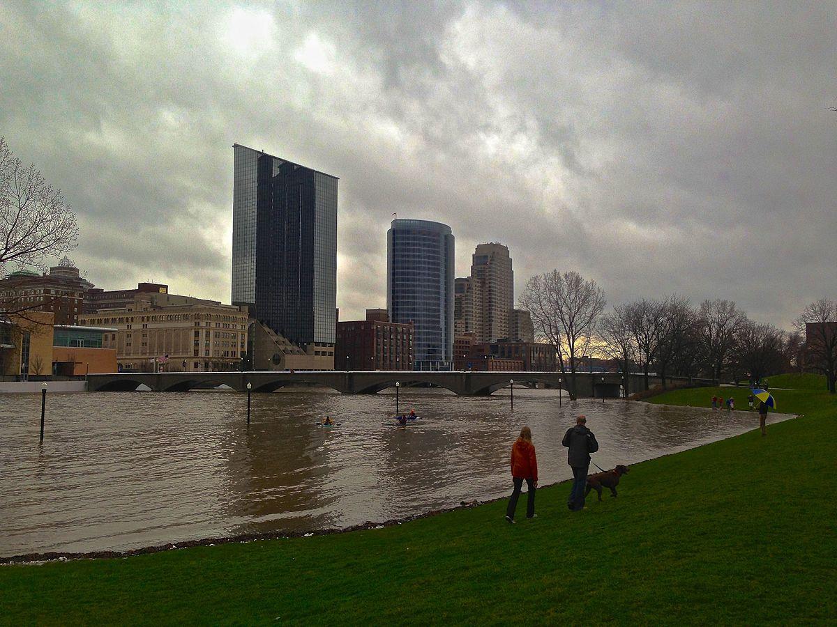 2013 Grand Rapids Flood Wikipedia