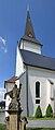 2013 Karwina, Frysztat, Kościół Podwyższenia Krzyża Świętego 07.jpg