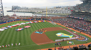 2013 World Baseball Classic championship game.JPG