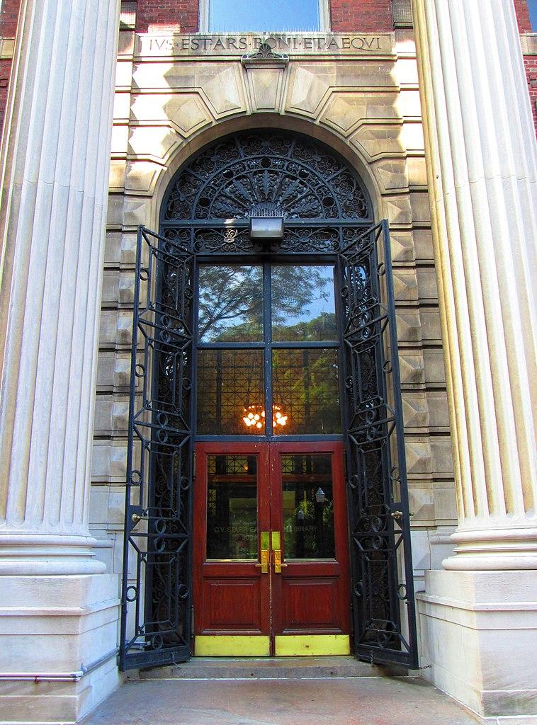 Columbia Law School Resume Sample