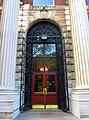 2014 Columbia University Kent Hall entrance.jpg