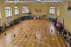 2014 Kłodzko, Gimnazjum nr 1, sala gimnastyczna 01.jpg