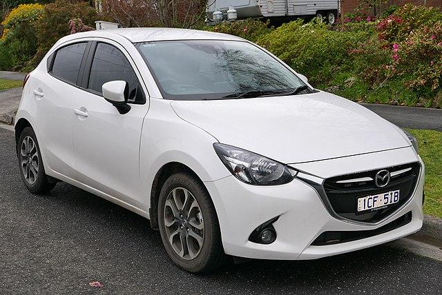 2 (DJ) - Mazda