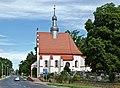 2014 Nysa, kościół cmentarny Świętego Krzyża.JPG