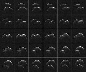 2014 JO25 - Radar images