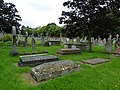 2015 London, Charlton Cemetery 05.JPG
