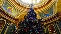 2015 Wisconsin State Capitol Christmas Tree - panoramio (5).jpg