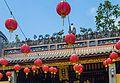 2016 Kuala Lumpur, Świątynia Chan She Shu Yuen (23).jpg