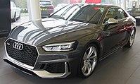 2017 Audi RS 5 Quattro Front.jpg