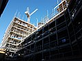 2017 Woolwich, Callis Yard construction site 03.jpg
