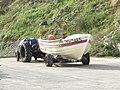 2018-09-14 Fishing boat YH2485 Sylvia May (ship, 2004).JPG