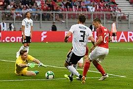 20180602 FIFA Friendly Match Austria vs. Germany Siebenhandl Hector Lainer 850 1010.jpg