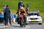 20180925 UCI Road World Championships Innsbruck Women Elite ITT Ellen van Dijk 850 8843.jpg
