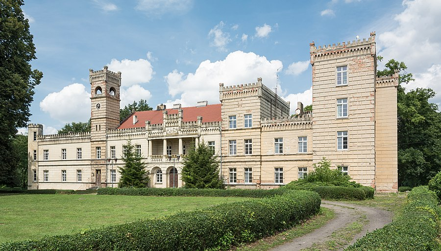 Gościeszyn, Greater Poland Voivodeship