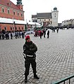 2019-05-03 Army protects Castle Square in Waraw.jpg