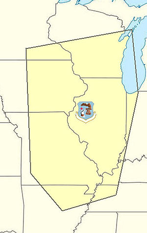 20th Air Division - 20th Air Division ADC AOR 1966–1967