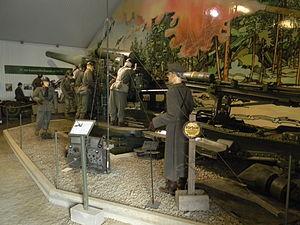 21 cm Kanone 39 - Image: 21 cm kustartillerikanon