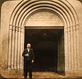 2217 - Waldensian - Dr Pons and Church front.jpg