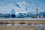 224th Flight Unit Antonov An-124-100 (RA-82035) at Abakan Airport.jpg