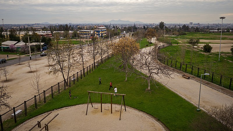 Passeios e lugares diferentes em Santiago livres