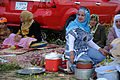 263824 A local citizen prepares a picnic during a Kurdish New Year celebration in the Qarah Anir region of Kirkuk, Iraq, March 21. 2010.jpg