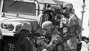 278th Cavalry, Tennessee National Guard, Training in Kuwait (4)