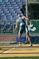 291000 - Athletics field discus Shayne Allen action - 3b - 2000 Sydney event photo.jpg