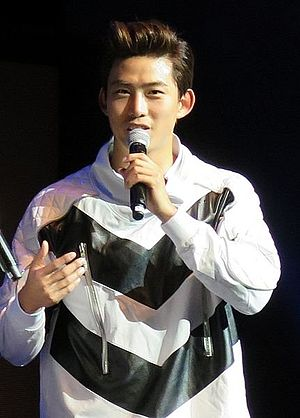 Ok Taec-yeon - 2PM Go Crazy World Tour 2014, Rosemont Theatre, Chicago (Rosemont), Illinois, United States