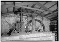 3-4 VIEW OF STEAM ENGINE - Estate Rust-Op-Twist, Steam Engine and Cane Mill, Christiansted, St. Croix, VI HAER VI,1-NORT,1-A-5.tif