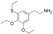 3-T-TRIS, an example of a trisescaline compound