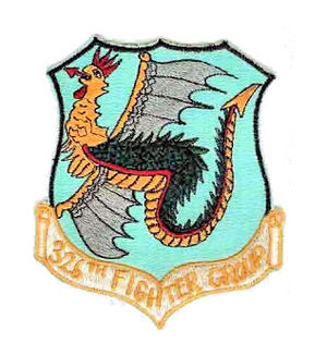 326th Aeronautical Systems Wing - Image: 326thfightergroup patch