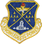 3510th Pilot Training Wing Emblem