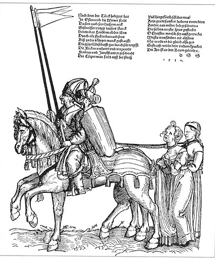 Ottoman wars in Europe resulted in many captive Europeans being carried deep into Ottoman territory. 360Niklas Stor Entfuhrung in die Sklaverei.jpg