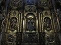 380 Catedral de San Salvador (Oviedo), retaule de Sant Pere, al deambulatori.jpg