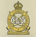 3rd and 4th County of London Yeomanry (Sharpshooters) badge.jpg