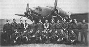 487 Squadron RNZAF NCOs RAF Methold early 1943