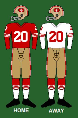 1967 San Francisco 49ers season - Image: 49ers 64 69