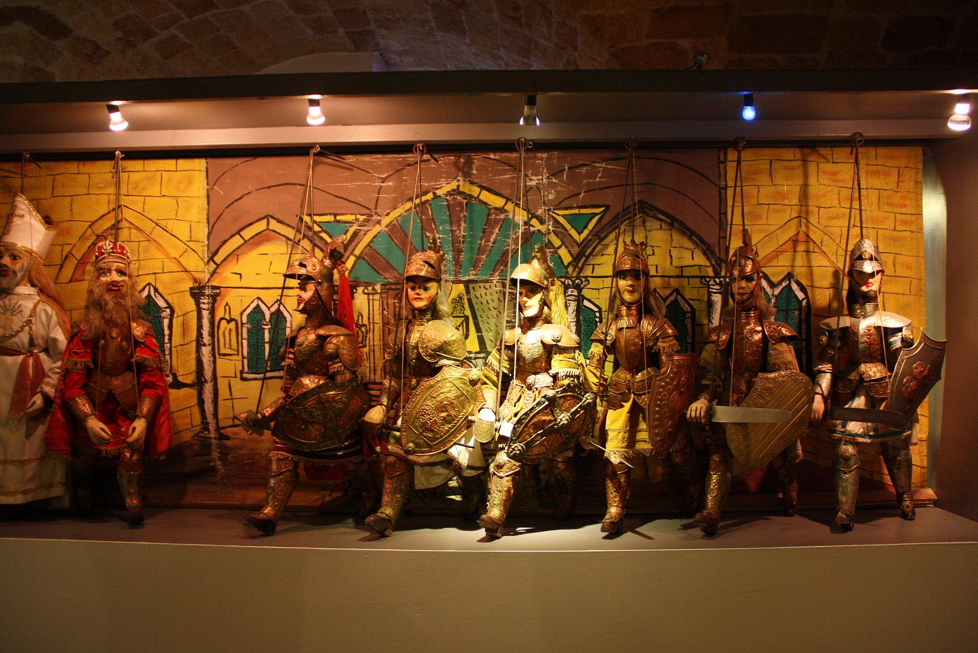 5006 - Museo dei pupi a Siracusa - Foto Giovanni Dall'Orto, 21 marzo 2014.jpg