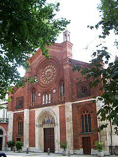 San Marco, Milan church in Milan
