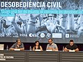 6 de juliol de 2019 Jornades sobre la desobediència civil (48241124417).jpg